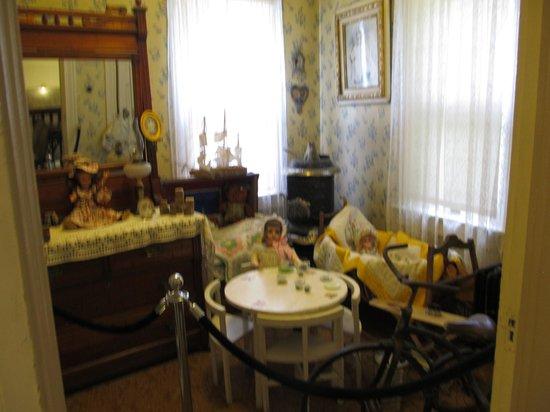 Frontier Historical Museum: kids room