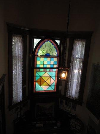 Frontier Historical Museum : window