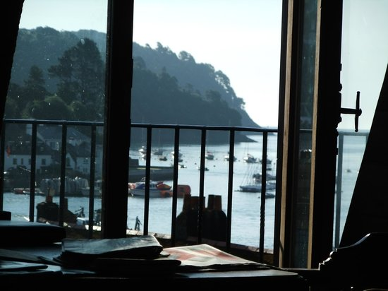 Cafe Alf Resco: the view from your bed - cant be beaten.