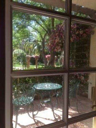 Westlake Village Inn: View