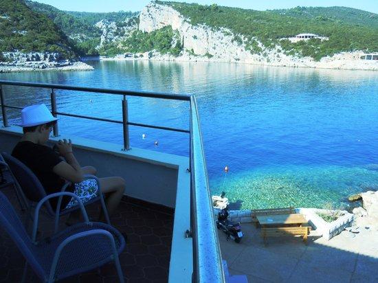 Hotel Timun Hvar : balcone