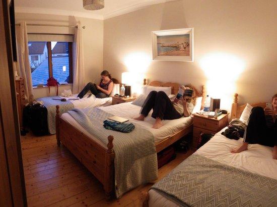 Oranhill Lodge: Family Room