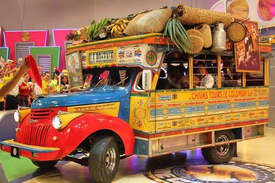 Chivas Tours de Colombia S.A.