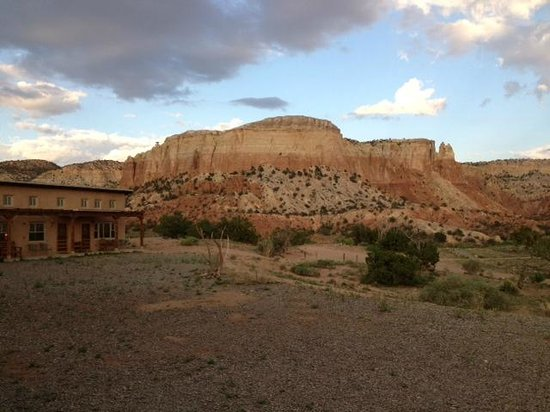 ‪‪Ghost Ranch Education & Retreat Center‬: Room With A View‬