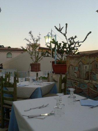 Su Barchile Restaurant: La terrazza 1