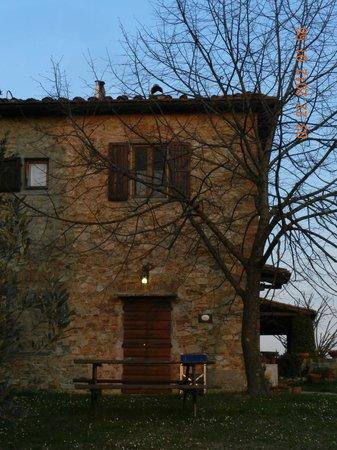 Tenuta San Vito: One of the villas.