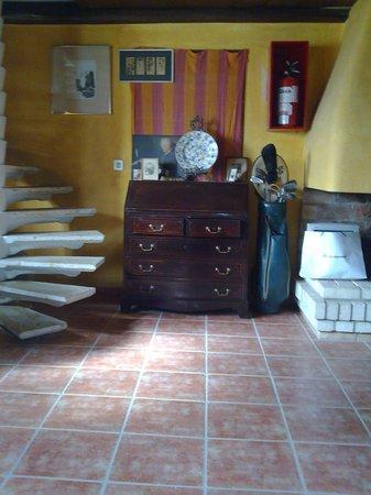 Residencial Casa do Alto: Reception
