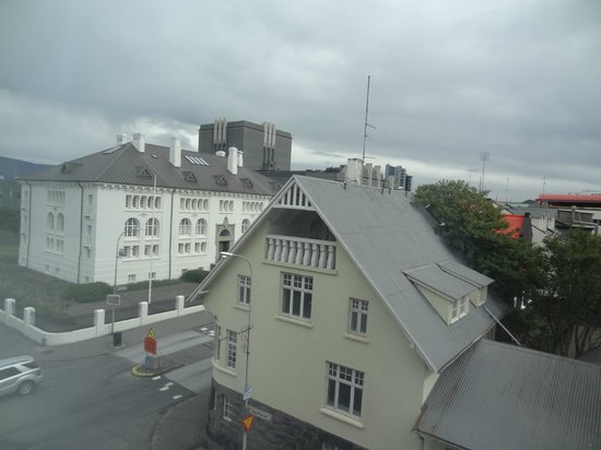 101 hotel: View from Room