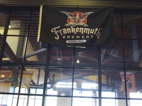 Drury Inn & Suites Frankenmuth: Frankenmuth Brewery!