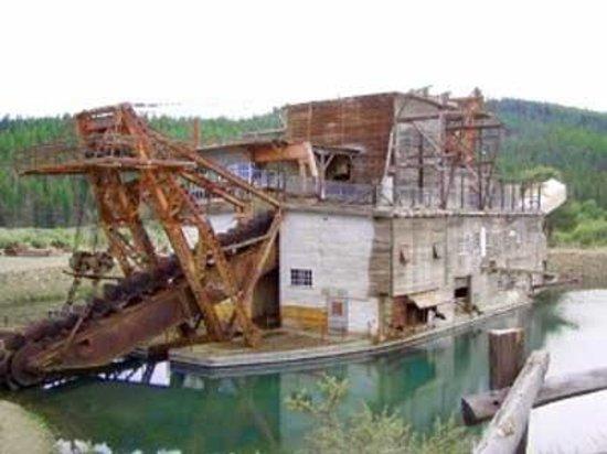 Sumpter Valley Dredge: Sumpter dredge