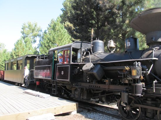 Sumpter Valley Dredge: Sumpter train
