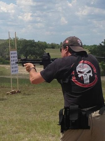 Rough Creek Lodge: Craft shooting course
