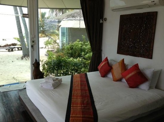 Am Samui Resort : The room