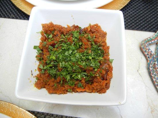 House of Fusion Marrakech: Carrot Jam