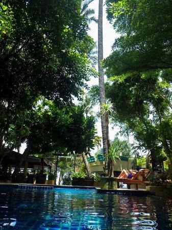 Phra Nang Inn: Pra Nang Inn pool
