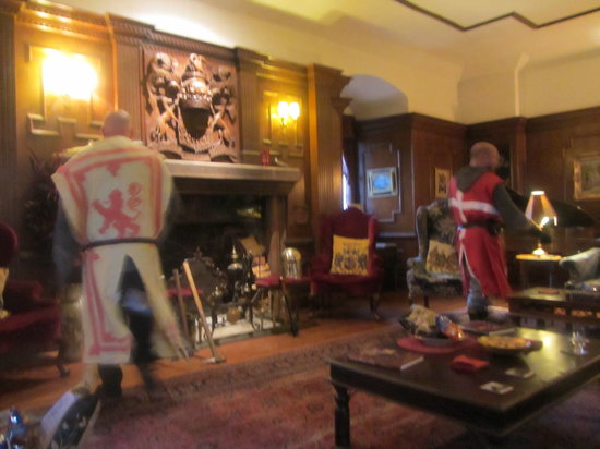 Castle Stuart: re-enacting Bannockburn
