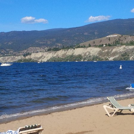 Penticton Lakeside Resort Convention Centre & Casino: bech