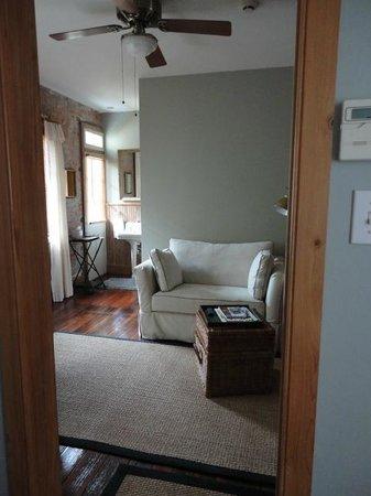Monrose Row : Our room