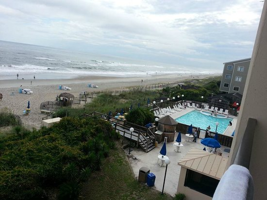 Clam Digger Inn: All oceanfront rooms