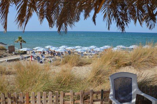 Happy Family Agrivillaggio: spiaggia