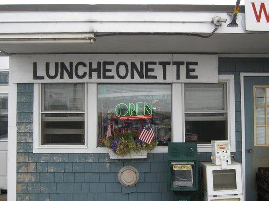 Al Gauron Luncheonette