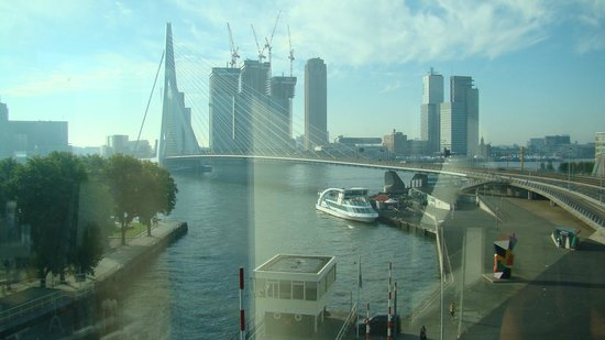 Inntel Hotels Rotterdam Centre: Just magnificent