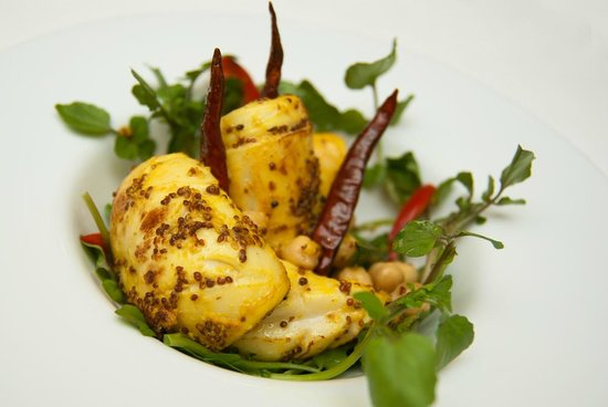 Le Bukhara: Spicy Chicken