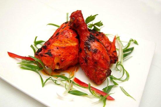 Le Bukhara: Chicken Tika