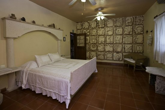 Casa Hamaca Guesthouse: Tun Nich Na or the Stone Suite