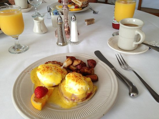 Franconia Inn : The included breakfast was a great value