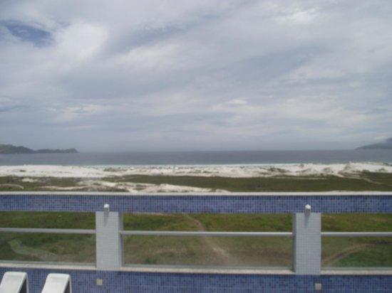 Hotel Balneario Cabo Frio: Vista da Piscina