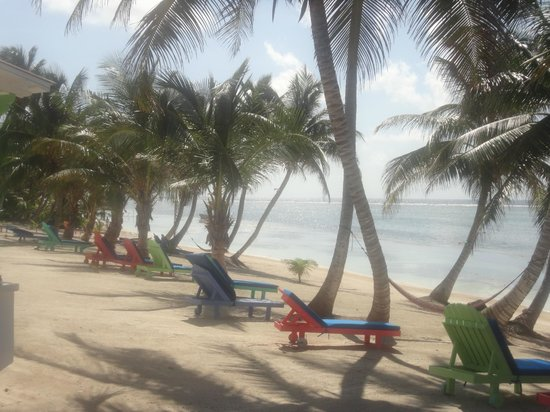 Tranquility Bay Resort: just the perfect beach