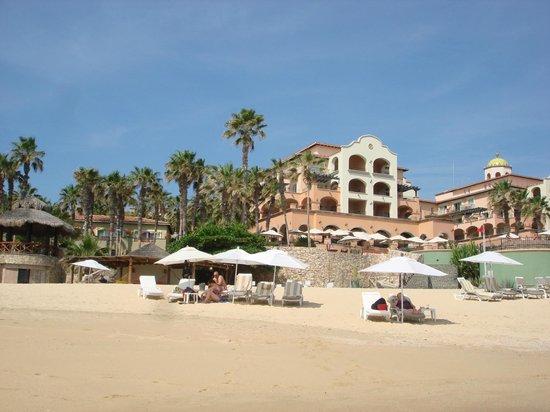 Hacienda del Mar Los Cabos: the resort and beach area