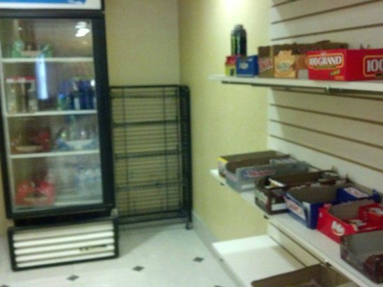 "Quality Inn & Suites Bensalem: If you're ok with the hotel ""store"" looking like this, then you'll be ok staying here"