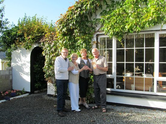 Claragh B&B: With Cecila & Conn