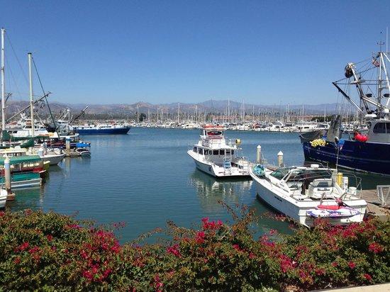 Andria's Seafood Restaurant: Scenic view near Andria's at Ventura Marina