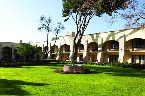 Mision San Miguel de Allende: Jardines