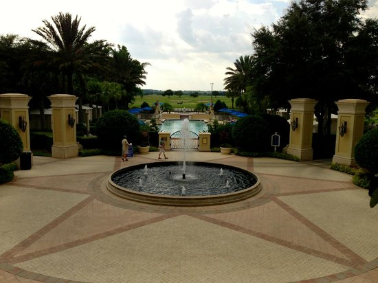 Omni Orlando Resort at Championsgate: View of the Formal Pool