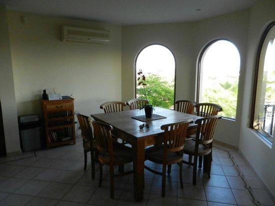 Tierra del Sol Resort & Golf: Comedor
