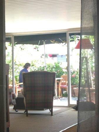 Le Petit Hotel des Hortensias : ENTRÉE