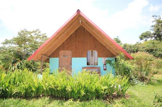 Albergue el Socorro: Our cabin