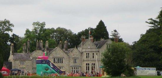Lough Rynn Castle Estate & Gardens: Gartenansicht