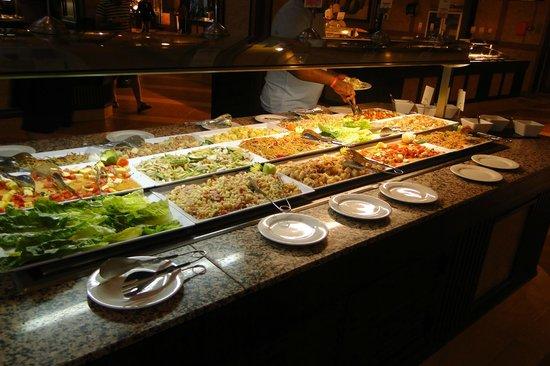 Hotel Riu Santa Fe: Uno de los comedores