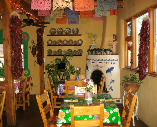 El Paradero Bed and Breakfast Inn : Breakfast room