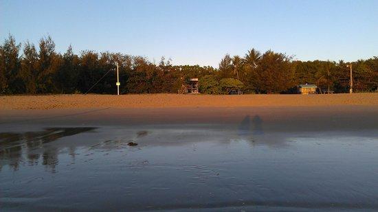 The Beach Place: beach