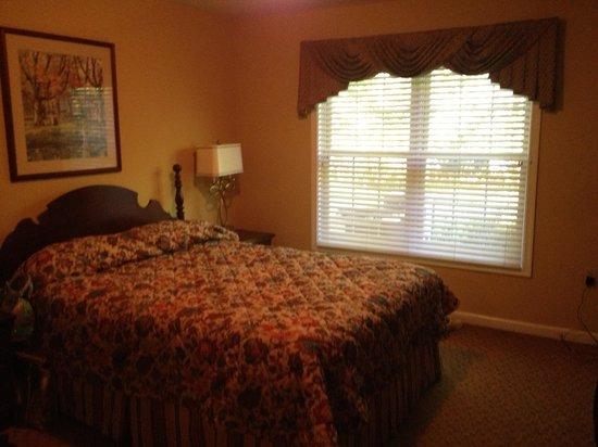 Williamsburg Plantation Resort: Master room