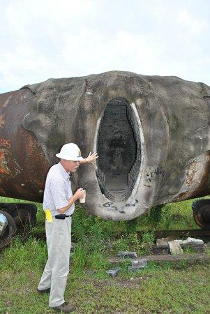 Rivers of Steel National Heritage Area: Torpedo Car