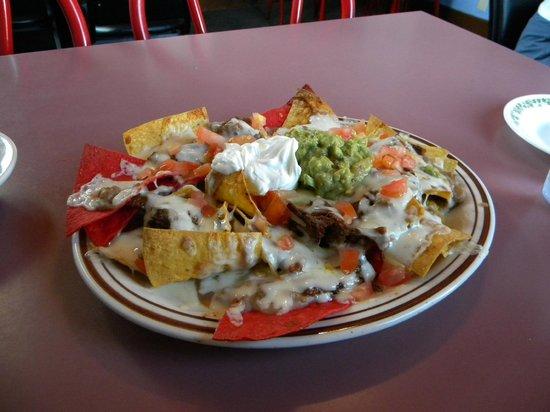 La Casita De Cortez : lunch!