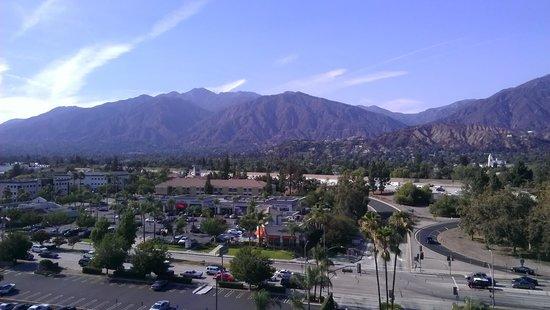 View - Picture of DoubleTree by Hilton Hotel Monrovia - Pasadena Area, Monrovia - TripAdvisor