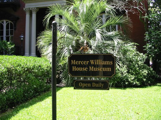 Mercer Williams House Museum : Exterior